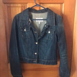 OLD NABY DENIM JEAN JACKET MEDIUM LIKE NEW